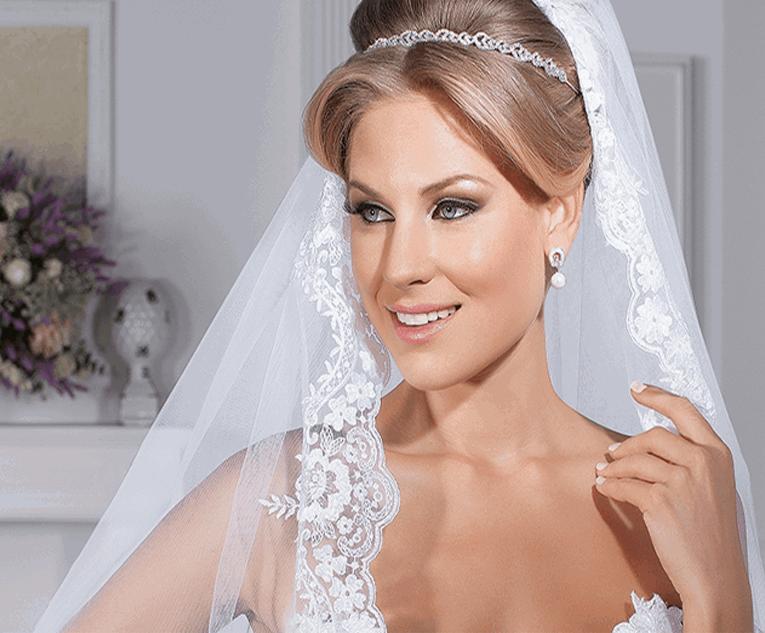 Semijoias para noivas que querem realçar seus rostos