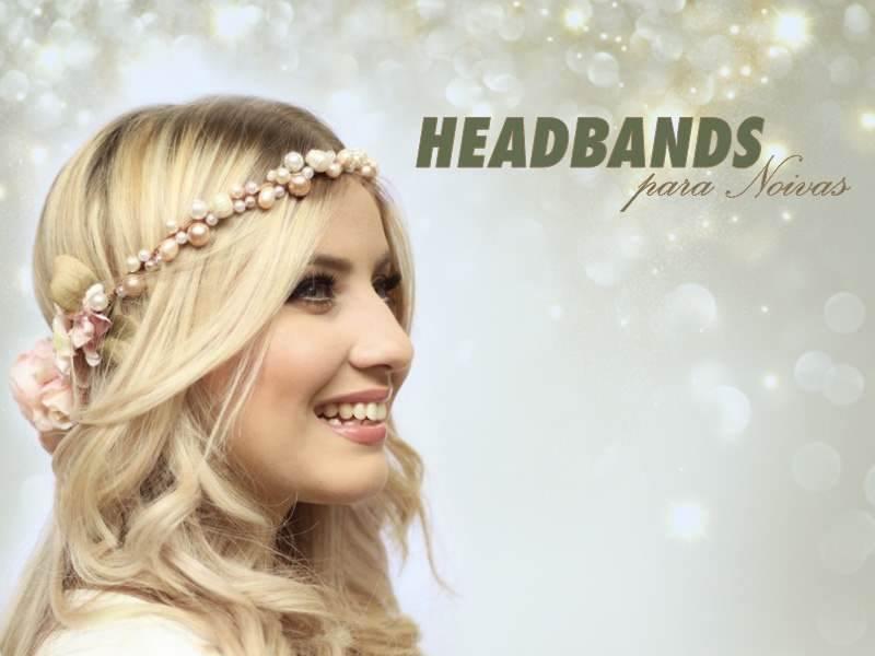 Headband para Noivas – Inspire-se!
