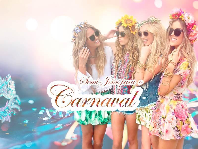 Os melhores acessórios para cair na folia: Semi jóias no Carnaval