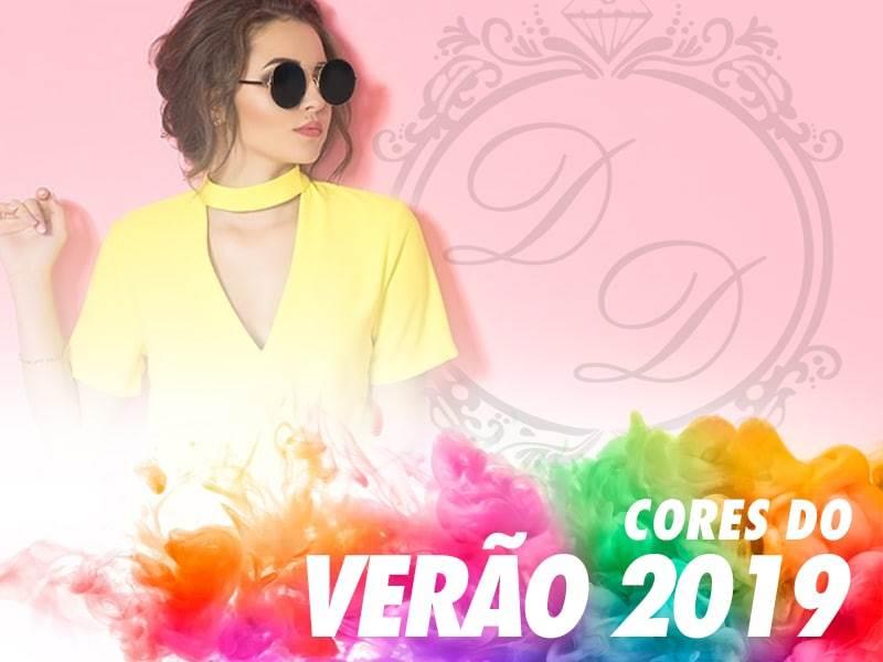 Cores do Verão 2019 - Semi Jóias Verão 2019