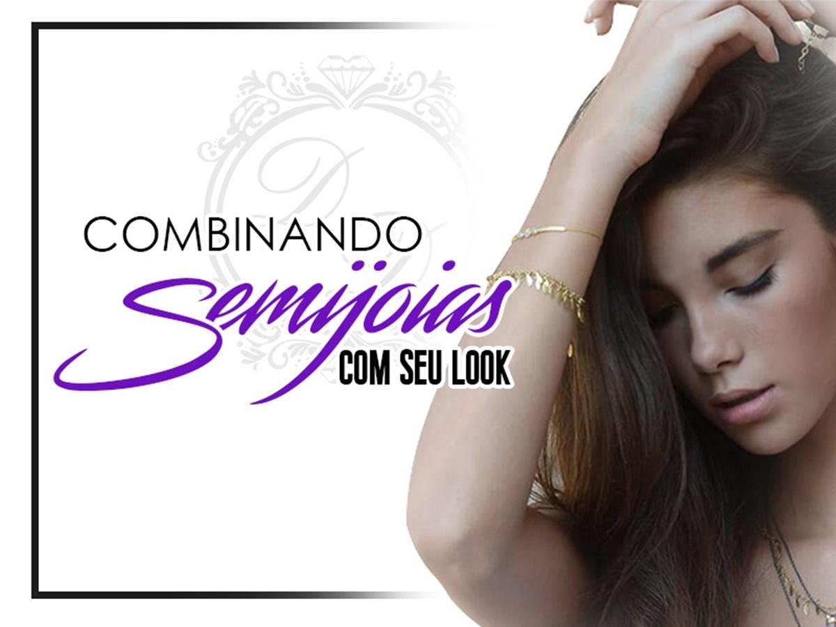 Lançamentos em Semi Jóias: Combinando Semijóias no Look