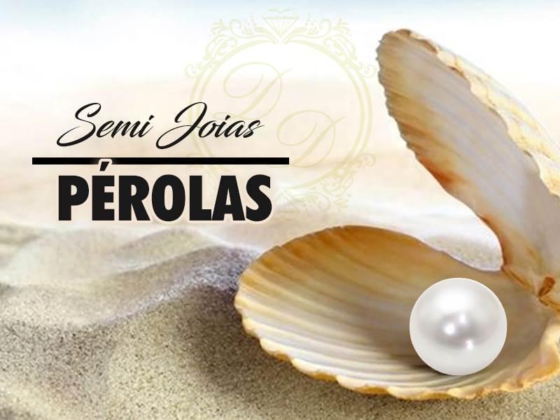 Semi Joias Pérolas